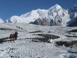 Spantik (Golden) Peak, Karakoram Park