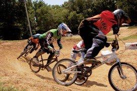 Bonzai BMX, Burns Park
