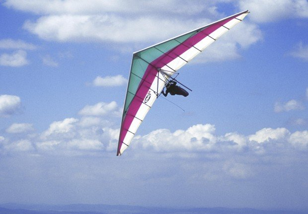 """hang gliding"""