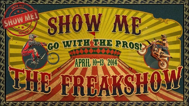 """Show Me 10-13 April"""