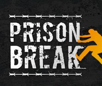 ''Prison Break Race''