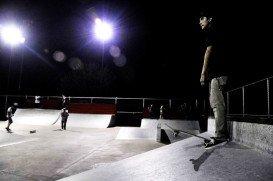 Mouse Trap Skatepark, Topeka