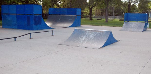 """""""Fremont Skatepark"""""""