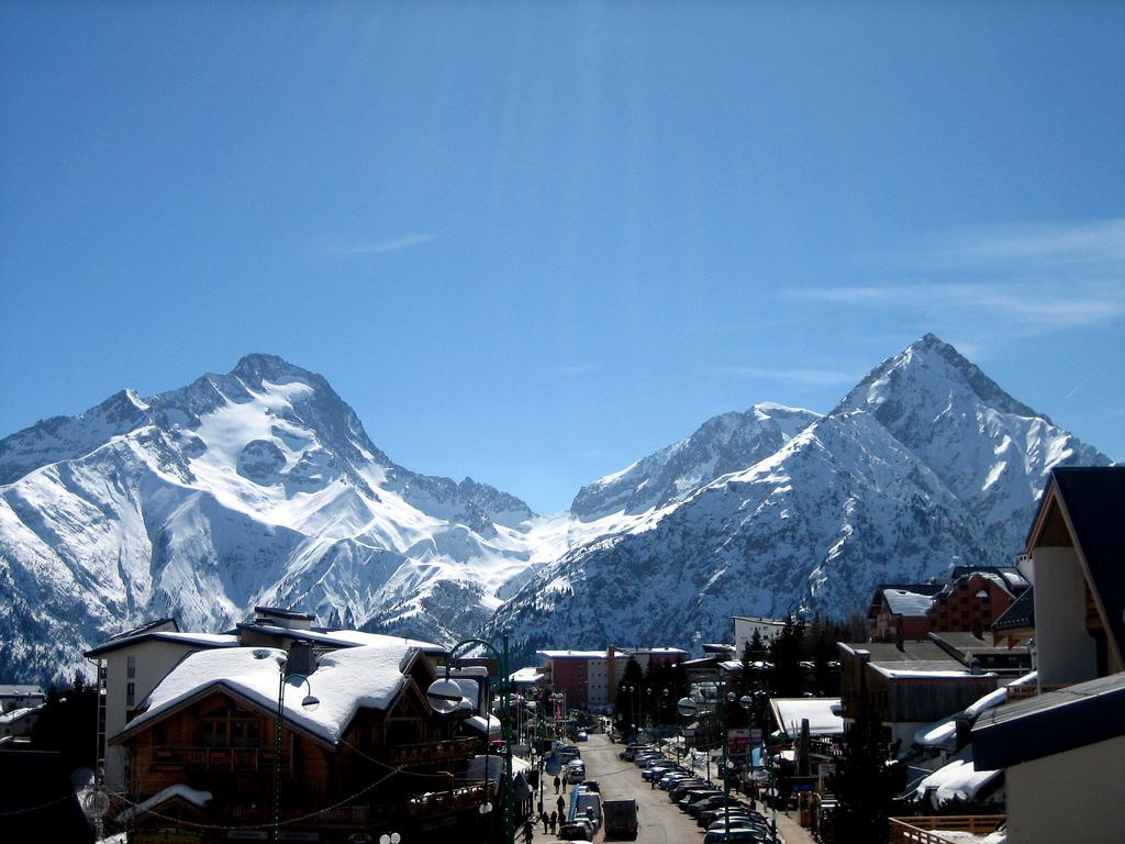 ''Les Deux Alpes Ski Resort''