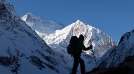 Manaslu Trail Race, Mansiri Himal