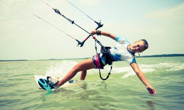 """""""Kalpitiya Kitesurfing"""""""