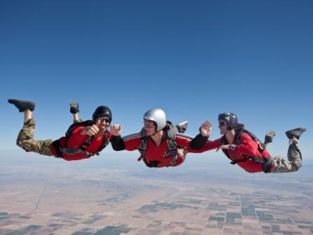 """Arizona skydiving"""
