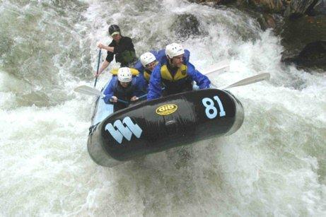 """White Water Rafting in Georgia"""