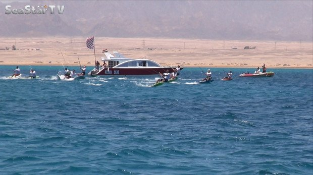 """""""African Kite Racing Championships in Soma Bay  Race Day 4"""""""