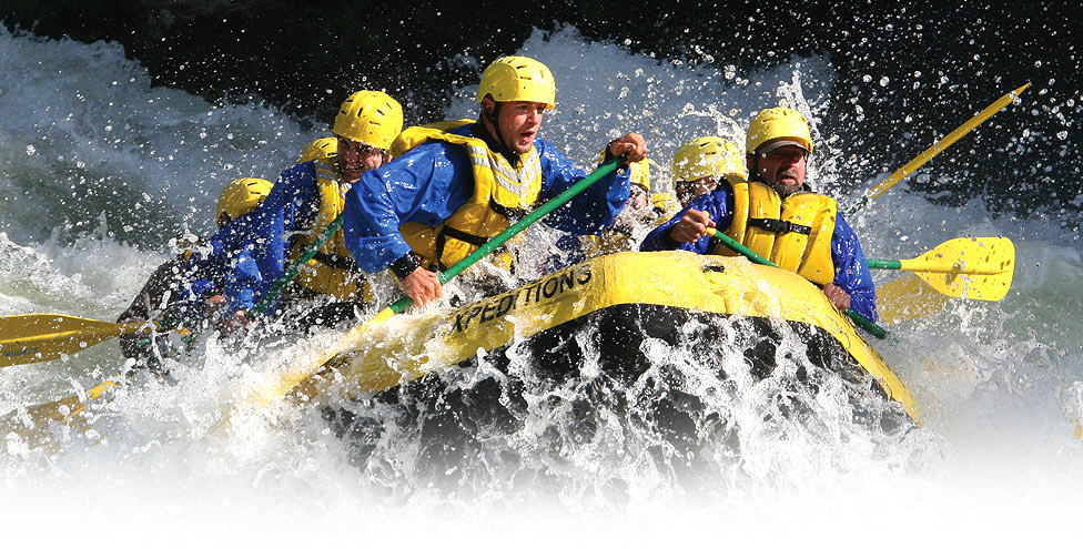 Take To The Rapids Of White Water Rafting In West Virginia Usa