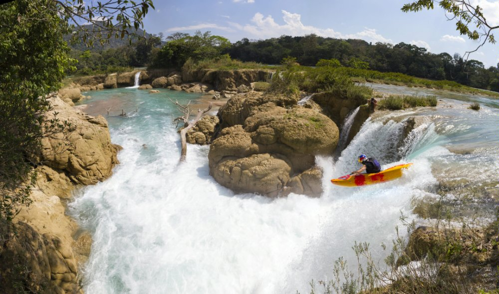 Aniol Serrasolses Kayaker Spain