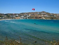 Korfos Beach, Mykonos Island