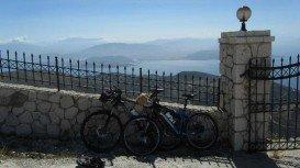 Mount Pantokrator, Corfu Island