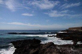 Punta Blanca, Alcala