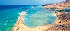Playa Sotavento, Costa Calma