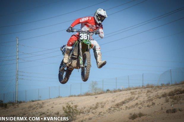"""Motocross in Arizona Cycle Park"""
