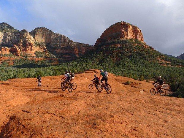 """""""Mountain Biking in Broken Arrow / Chichen Point Trail"""""""