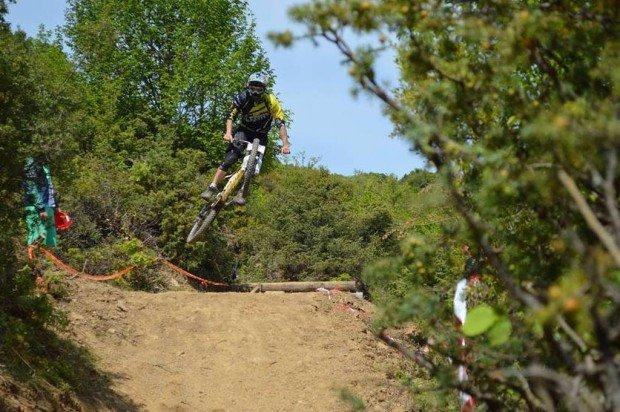 ''Mountain Biking in Mount Kissavos, Larissa''