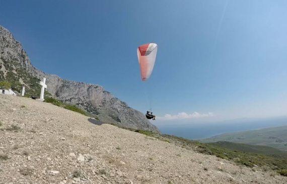 ''Paragliding in Aetoloakarnania''