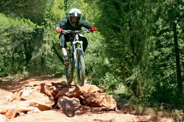 """""""Mountain Bikeing at Seih Sou Mountain Bike Trail"""""""