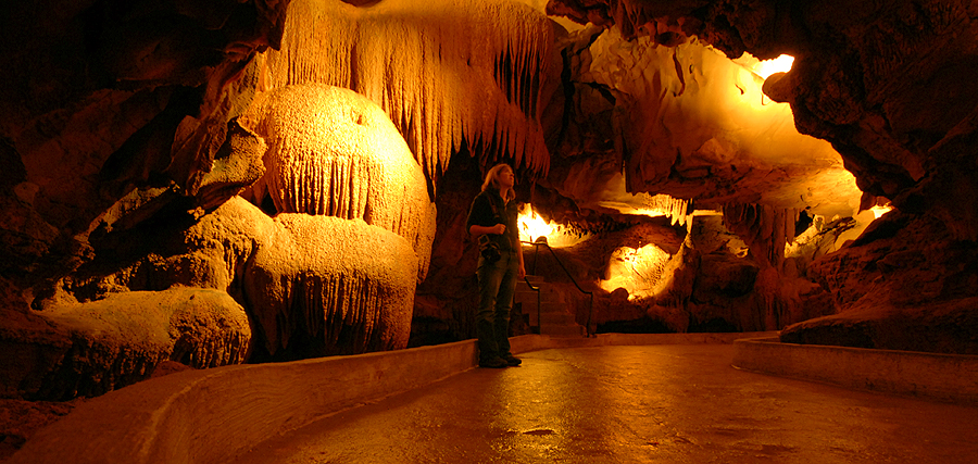 Diamond Cave Tour Ky