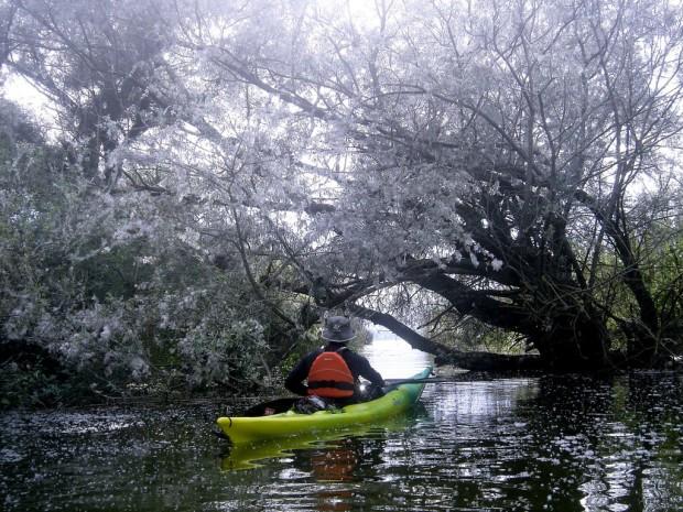 ''Kayaking in Pamvotis Lake''