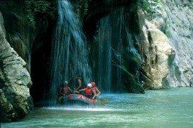 Arachthos River, Tzoumerka