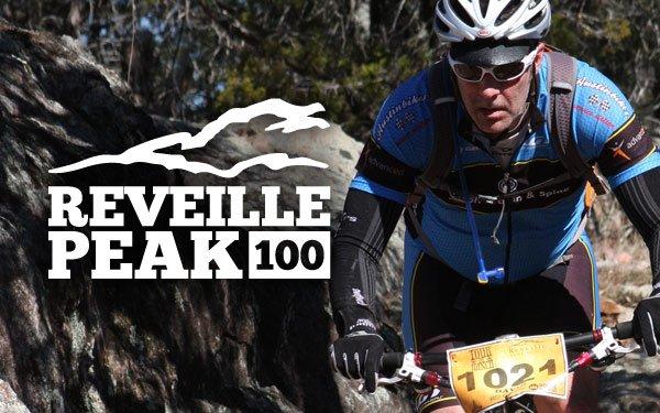 Reveille Peak 100K Mountain Bike Race, USA