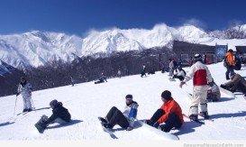 Hakuba Goryu Ski Resort, Hakuba