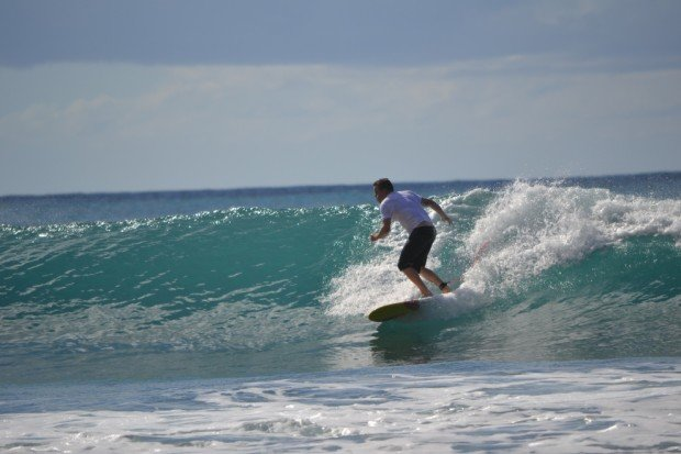 """""""Surfing in Maycocks"""""""