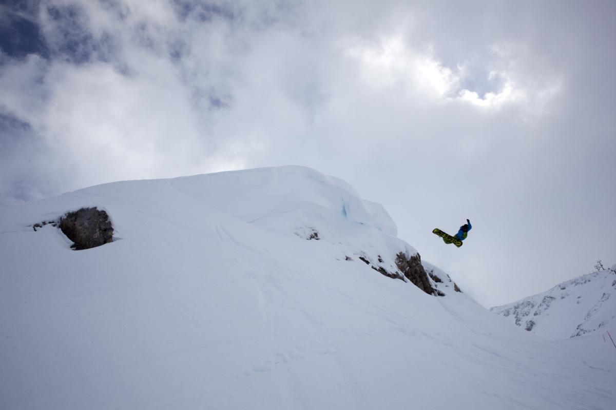 """""""Mount Parnassos, Into the pistes - photo Maria Boucaouri"""""""