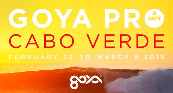 """""""Goya Cabo Verde Pro"""""""