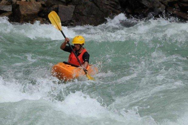 """Ganga Kayak Festival"""