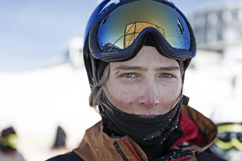 andri ragettli skier switzerland