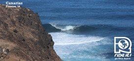 El Frontón, Gran Canaria