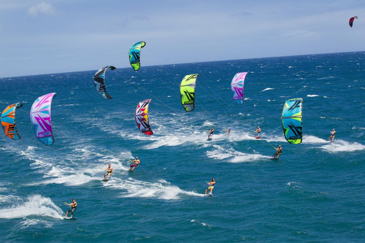 Kitesurfing Fehmarn