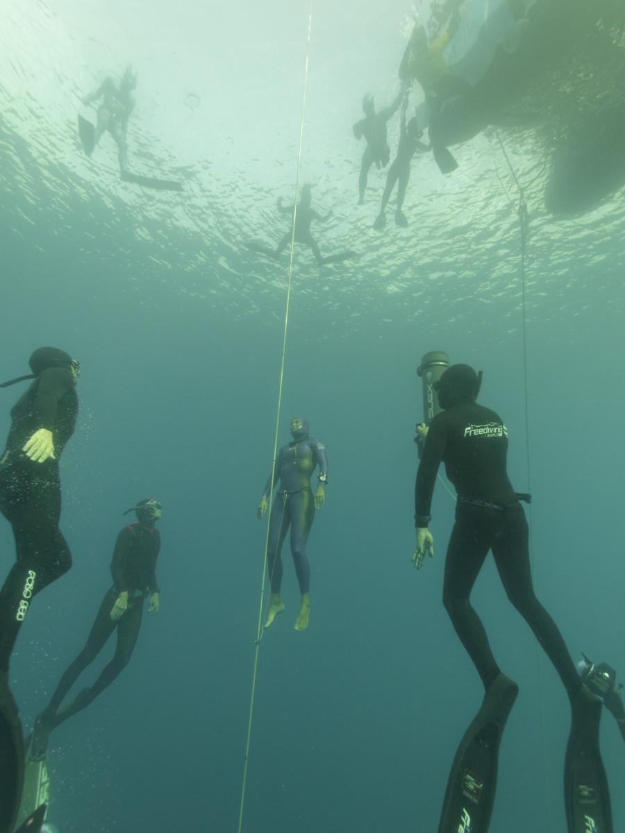 """""""Natalia Molchanova Free Dive 2"""""""