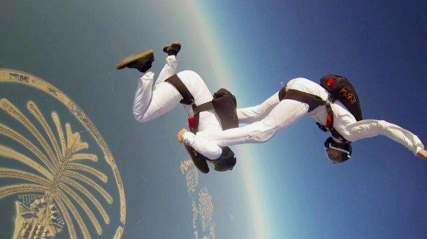 """""""Skydive in Dubai"""""""