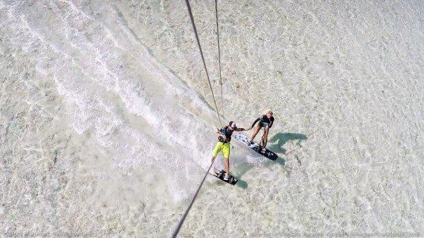 """""""Zanzibar 2015 kitesurf"""""""
