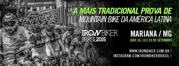 """Iron Biker Brasil"""