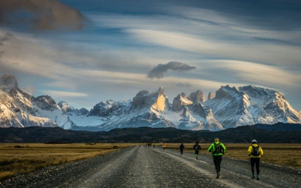 """""""Ultra Trail Torres del Paine"""""""