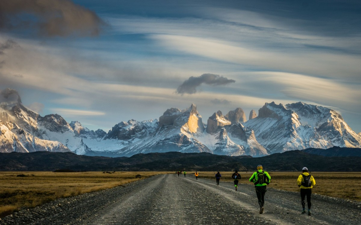 Xtreme Endurance Ultra Trail Torres Del Paine Patagonia