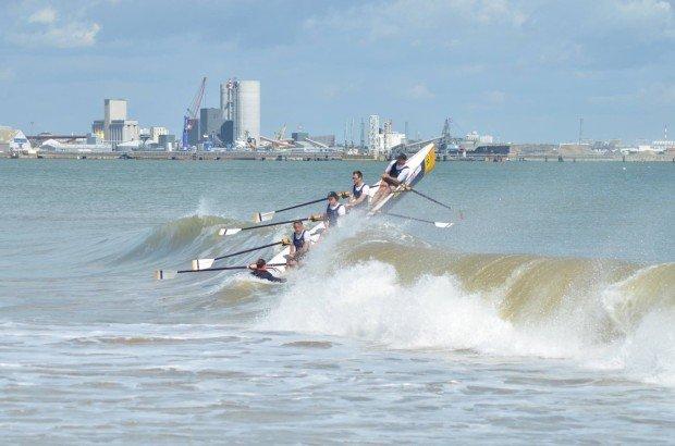 """""""coastal rowing"""""""