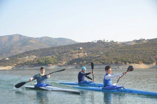 """""""kayaking in germasogia """""""