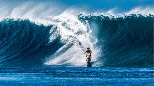 """""""riding waves"""""""