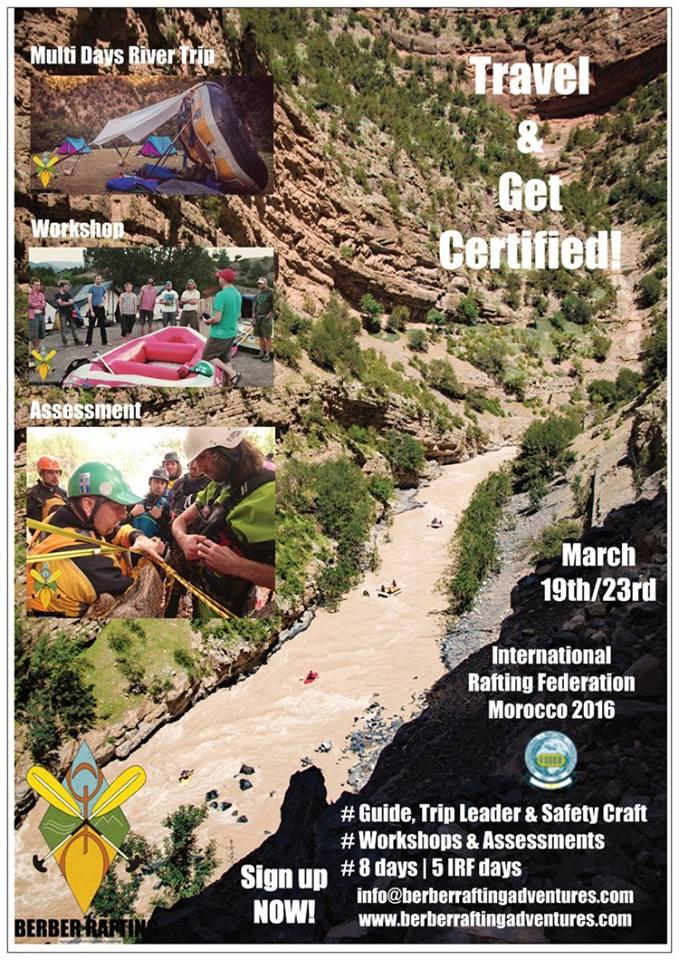 """Berber Rafting Adventures"""