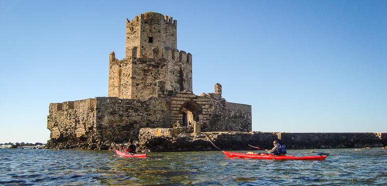 """""""Kayaking in Messinia"""""""