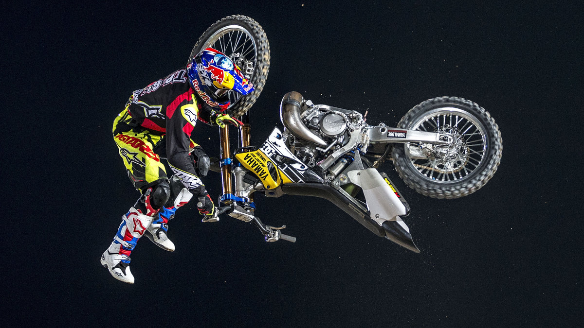 Red Bull X Fighters 2020