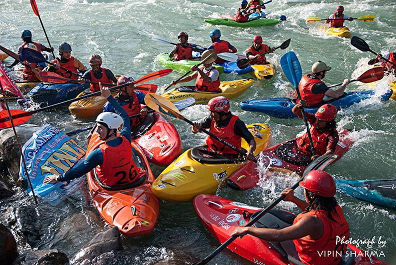 Ganga Kayak Festival