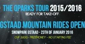 Gstaad Mountain Rides Open, Snowpark Gstaad